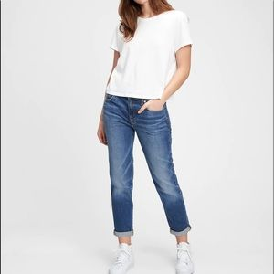 Gap Straight Ultra Low Rise Jeans